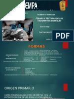 Formas y Texturas