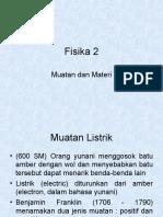 b.fisika2 Muatan & Materi
