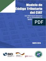 2015 Modelo Codigo Tributario CIAT