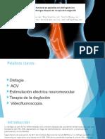 disertacion deglucion