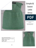 Simple Sweet Little Dress