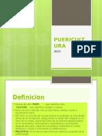 TEMA 19 Puericultura.- Concepto.- Definiciones.- Etapas