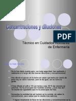 concentracionesydiluciones-100204190501-phpapp02.pps
