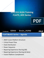 Training F1A55 Series