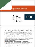 Desigualdad Social (Sociologia)