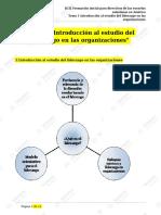 Tema 1-Introducción Al Estudio Del Liderazgo en Las Organizaciones
