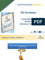 11. Kit Europass Lideran a e Coaching