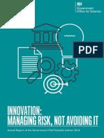 14 1190a Innovation Managing Risk Report