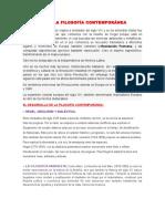 HISTORIA DE LA FILOSOFÍA CONTEMPORÁNEA.doc