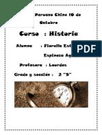 Colegio Peruano Chino 10 de Octubre
