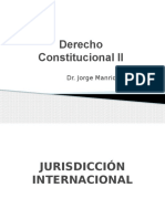 Jurisdiccion Internacional
