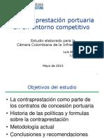 5. Luís Alberto Zuleta Consultor Experto en Puertos