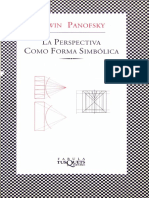 Panofsky Erwin-La Perspectiva Como Forma Simbolica.pdf