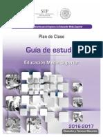 22 Guia de Estudio Ingreso Plan de Clase