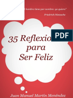 35 Reflexiones Para Ser Feliz 2015