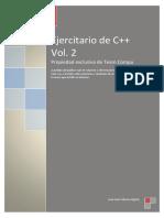 Resumen Básico C++ vol 2