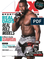 JUNE 2016 Max Sports & Fitness Magazine