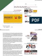 O Pato Da Fiesp Não Matou o Jornalismo _ PSTU