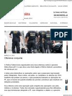 Ofensiva Conjunta – Diário Causa Operária Online