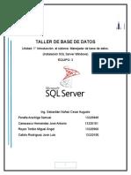 SQL Server Reporte