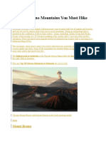 Top 10 Volcano Mountains You Must Hike.docx