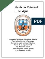 Catedral Chilena de Agua.doc