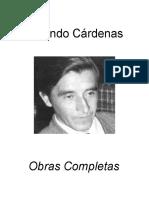 Obras completas de Rolando Cárdenas