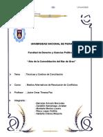 Marcs Tecnicas y Centros de Conciliacion II