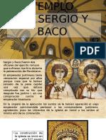 Sergio y Baco