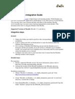Moodle-Dimdim Integration Guide 1