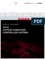 Tccs Toyota Computer Controlled System