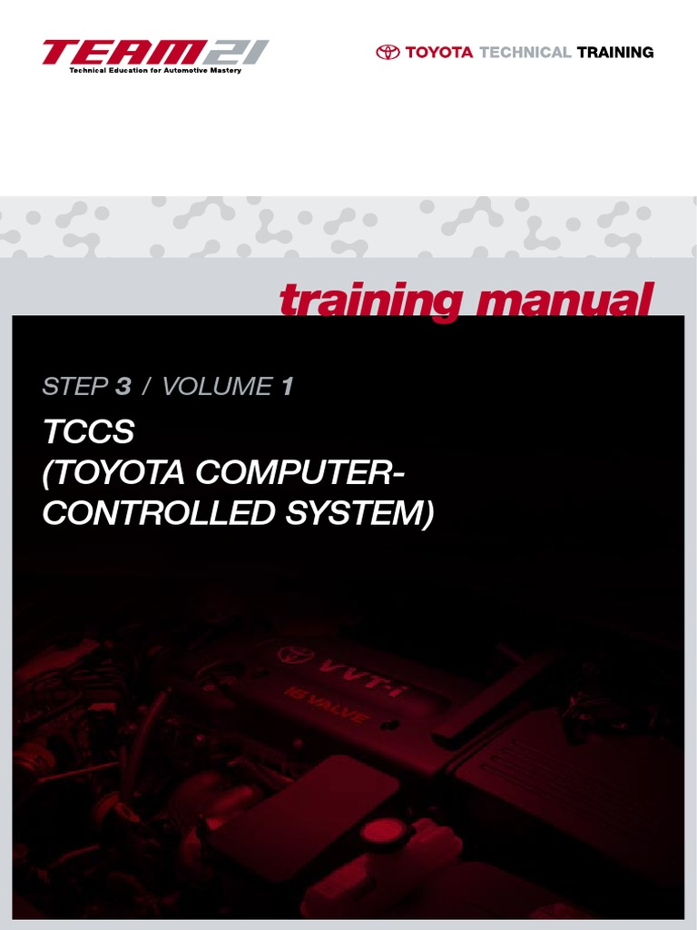 Tccs toyota computer controlled system fuel injection throttle fandeluxe Gallery