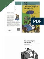 Libro La Cama Mágica de Bartolo