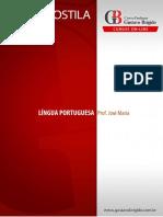 Apostila de Portugus - Prof. Jos Maria