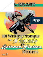 101 Writing Prompts for Fantasy 2 - Laura Grant