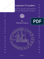 The Forgotten Crusaders; Poland and the Crusader Movement in the Twelfth and Thirteenth Centuries (2012)