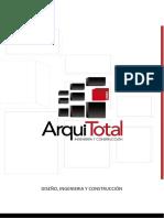 CV Arquitotal