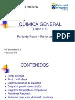 Quimica General Clase 6-b Pr y Pb
