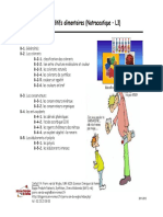 Cours L3 Nutraceutique - Additifs Alimentaires
