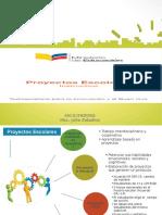 Proyectos Escolares 2015-2016
