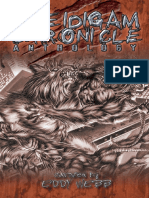 Werewolf the Forsaken - The Idigam Chronicle Anthology Copy