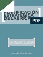 Planificación Estratégica de Las RR.PP .