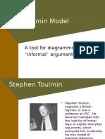 Toulmin Model