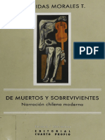 La Narracion Chilena Moderna