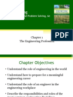 Chapter 01 Engineering Profession