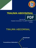 21 Trauma Abdominal