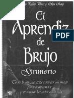 232573674 El Aprendiz Grimorio