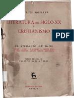 Moeller Charles - Literatura Del Siglo XX Y Cristianismo.pdf