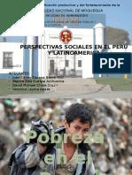 Diapositivas Perspectivas Sociales Vero