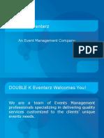Events Management Servicing NC II